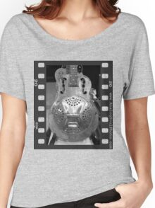 Rusty Resonator Women's Relaxed Fit T-Shirt