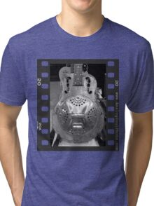 Rusty Resonator Tri-blend T-Shirt
