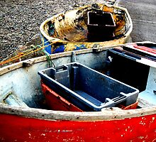 Old Dinghies by greatoutdoors