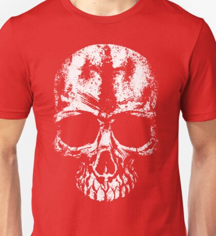 Painted skull Unisex T-Shirt