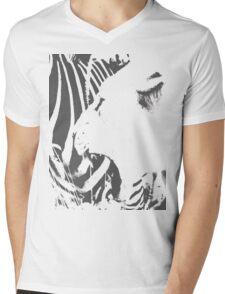 The Lioness Mens V-Neck T-Shirt