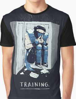 training. Graphic T-Shirt
