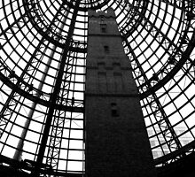 Melbourne Architecture in Black & White by Bami