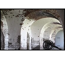 The Cannon Photographic Print