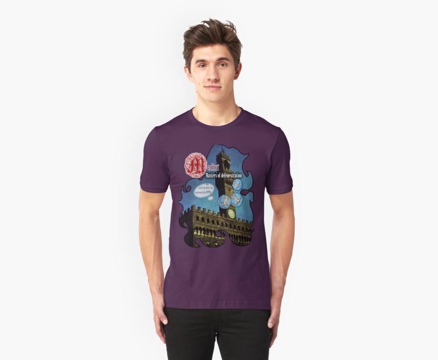 Medici 99% Shirt by bloomingvine