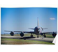 Boeing KC-135 Stratotanker Poster