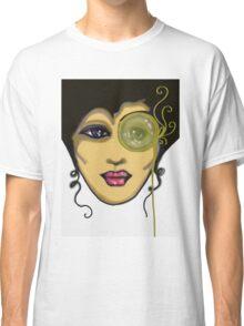 SteamPunk Beauty 2 Classic T-Shirt