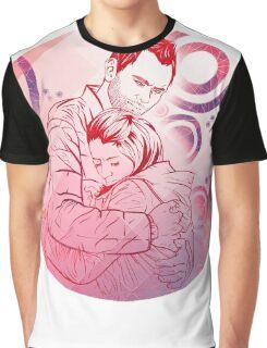 Community: Jeff & Annie Hug Graphic T-Shirt