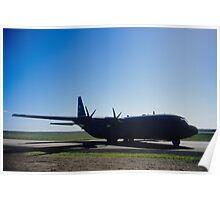 C-130J Hercules Poster