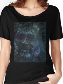 Terence McKenna Tribute Poster 02 Women's Relaxed Fit T-Shirt