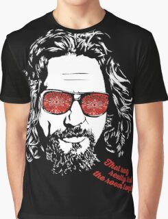 The Big Lebowski - The Dude Graphic T-Shirt