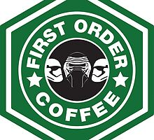 First Order Coffee by Conroy Lex