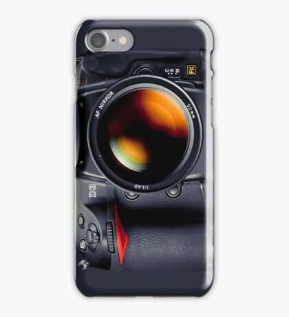 I take photo's, I am.... iPhone Case/Skin