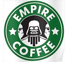Empire Coffee Poster