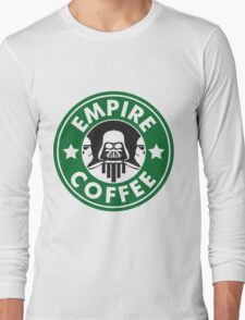 Empire Coffee Long Sleeve T-Shirt