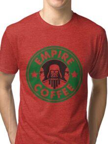 Empire Coffee Tri-blend T-Shirt