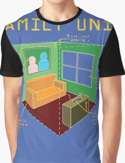 Family Unit Graphic T-Shirt