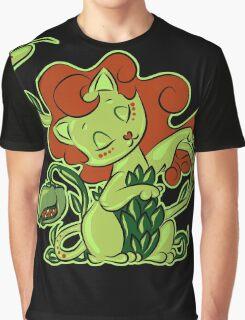 Neko Ivy Graphic T-Shirt