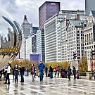 Partial Cloud Gate by James Watkins
