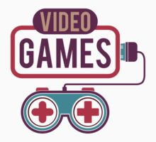 Video Games by unitycreative