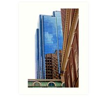 Boston Architecture Art Print
