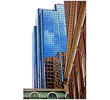 Boston Architecture Photographic Print