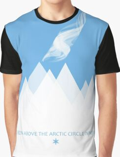 I've Been Above The Arctic Circle In Norway Graphic T-Shirt