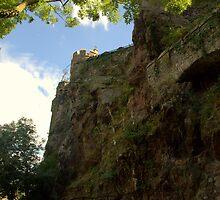 Castle Cliff  by Lourdes Juarez