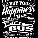Happiness is a bay bus by Sharon Poulton