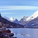 Norwegian Fiord #2 by johnrf