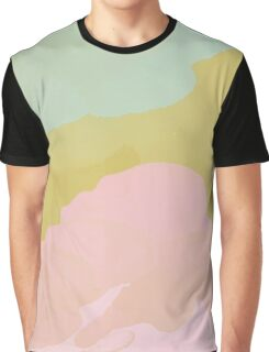 Pastels Graphic T-Shirt