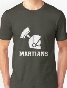 Mars State University Martians White T-Shirt