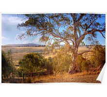 This is Australia - Kanmantoo, The Adelaide Hills, South Australia Poster