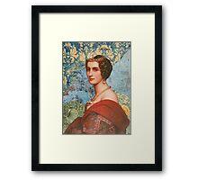 Amalie  Framed Print