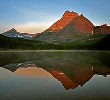 Mount Wilbur by jedly80