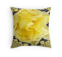 Roses 2 Throw Pillow