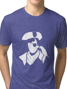 He Wanted To Be A Pirate... Tri-blend T-Shirt