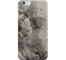 Ink Texture iPhone Case/Skin