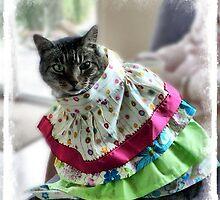 Lulu - Embarrassed! by Lynne Haselden