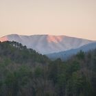 Thunderhead Mountain by JeffeeArt4u
