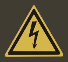 High voltage by Andreas  Berheide