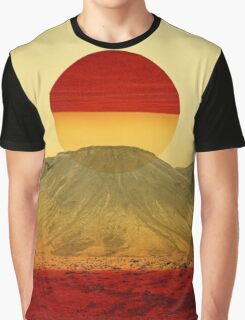Warm abstraction Graphic T-Shirt