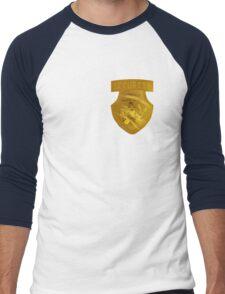 FNAF - Purple Guy's badge Men's Baseball ¾ T-Shirt