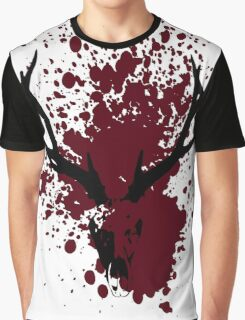 Hannibal - Splatter Series - This is My Design Graphic T-Shirt