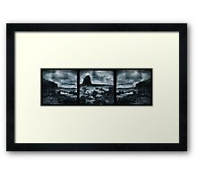 Misdirection Framed Print