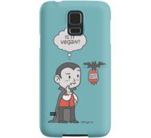 Vegan Vampire Samsung Galaxy Case/Skin
