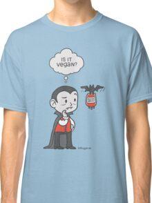 Vegan Vampire Classic T-Shirt