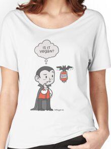 Vegan Vampire Women's Relaxed Fit T-Shirt