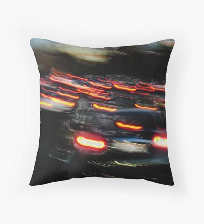 Drunk Driver Throw Pillow