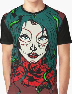 Living Dead Girl - Medusa Graphic T-Shirt